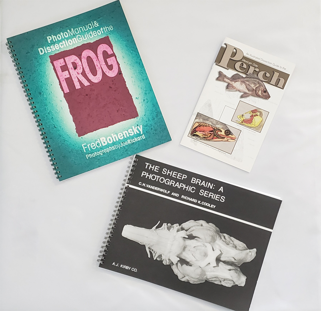 Dissection Books & Manuals